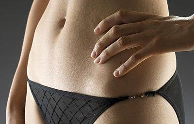 摩消除腹部脂肪