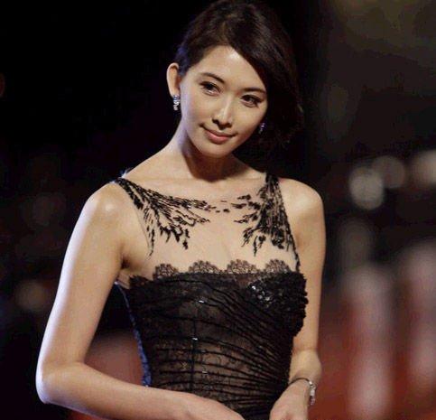 林志玲穿透明衣服图片