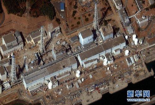 福岛第一核电站将报废 今后是否会修复未定