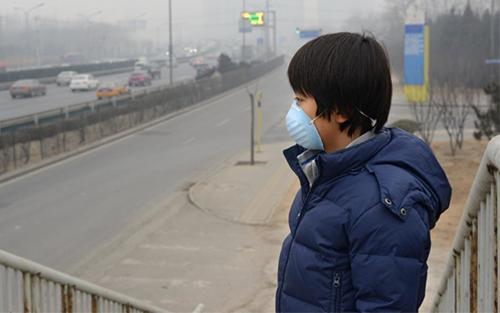 复旦、CDC:PM2.5污染增加呼吸道疾病的死亡率
