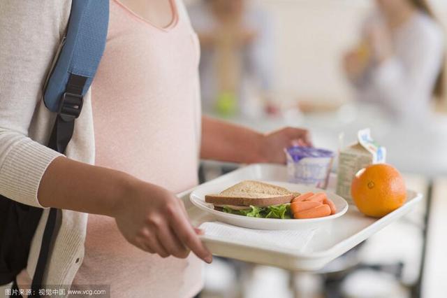 学生餐有了行业标准!6~17岁中小学生适用
