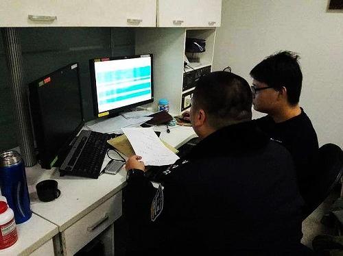渝中警方共抓获网络侵犯公民个人信息犯罪嫌疑人186