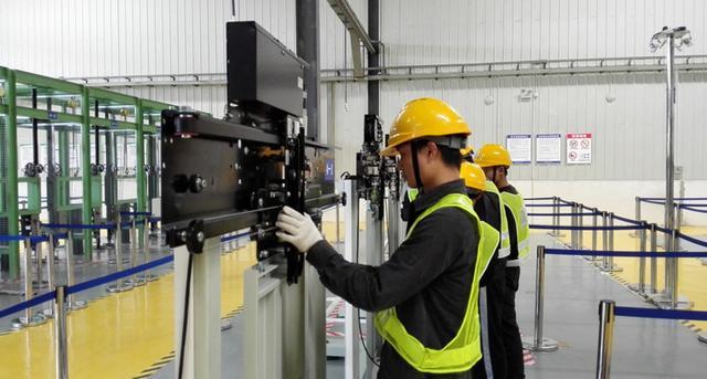 重庆能源职业学院——电梯工程技术专业
