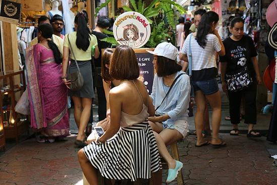 泰国旅行 在市集散步才是正经事