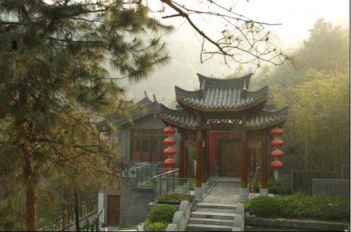 茶文化节周六开幕 到天景·雨山前感受清凉山居