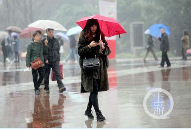 讲个恐怖故事!未来一周还是雨 15日最低0℃