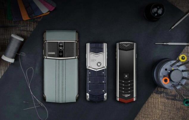Vertu神话落幕 奢侈品手机路在何方?