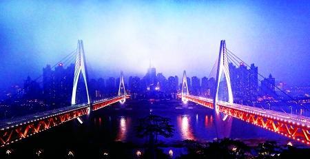 明日零时 东水门长江大桥通车