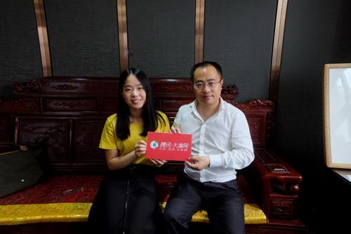"""专访爱特装饰董事长曹洪阳 演绎从""""草根""""到传奇"""