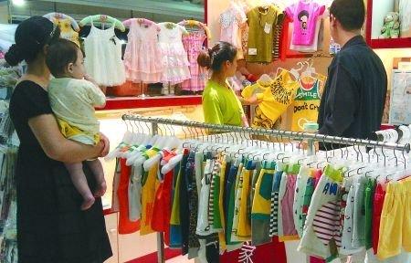 逾六成婴幼儿内衣不合格 问题产品重庆仍有售