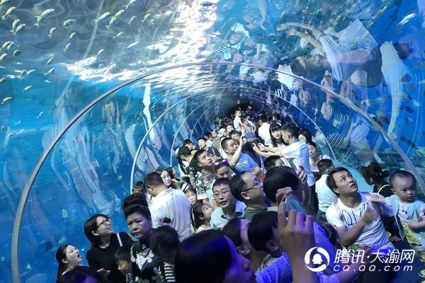 重庆五一接待游客1427万人次 逛海洋馆放风筝受热捧