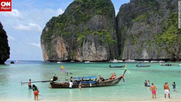 全球29处令人魂牵梦萦的海滩