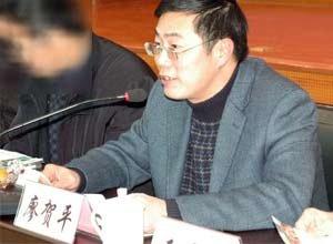 忠县原副县长廖贺平 涉嫌巨额受贿受审