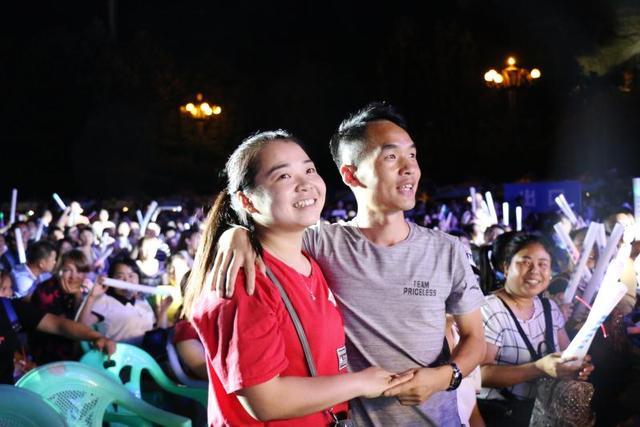 激情夏日醉美酉阳 桃花源啤酒音乐节十万人狂欢