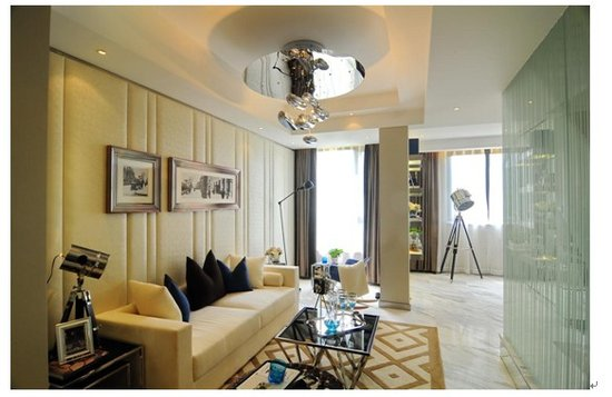 协信城立方穿越户型约46万 4房的空间2房的价格