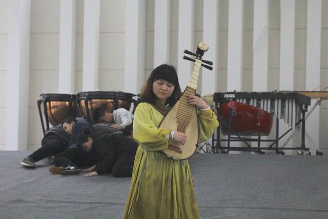 揭秘重庆首创跨界融合舞台剧《大禹治水》背后的故事