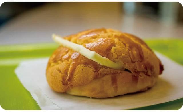 冰牛油和温热的菠萝包相遇 就是香港的魔力
