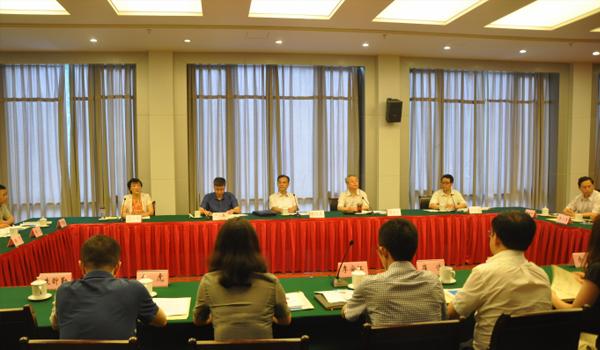 重庆慈善总会新闻媒体座谈会在市政协召开