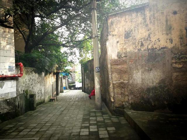 渝中区山城巷将再现老重庆风貌图片