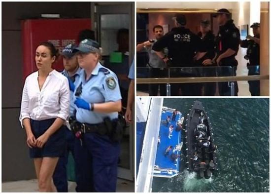 女子争船上厕所引冲突打伤男乘客