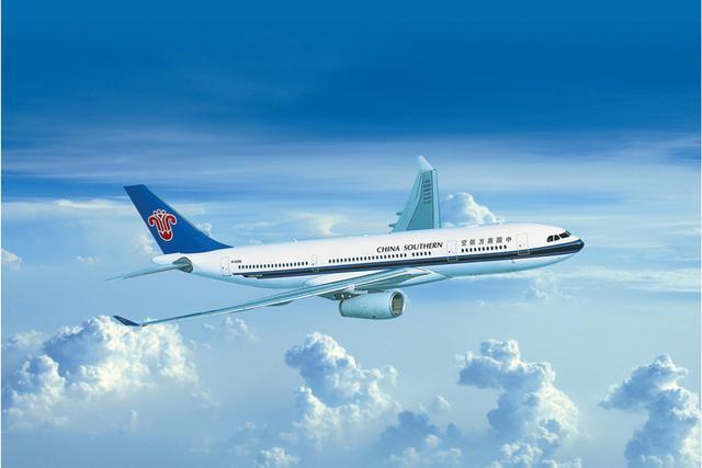 每周五班 中国南方航空增开的广州至阿德莱德直飞航班将由空客a330-3图片