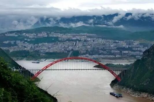 取景地:巫山县城