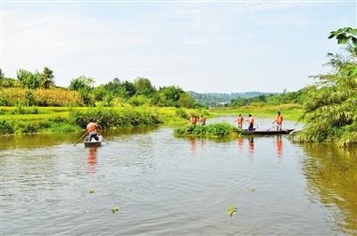 江水流到下游水质变差 上游区县每月最高补偿100万元