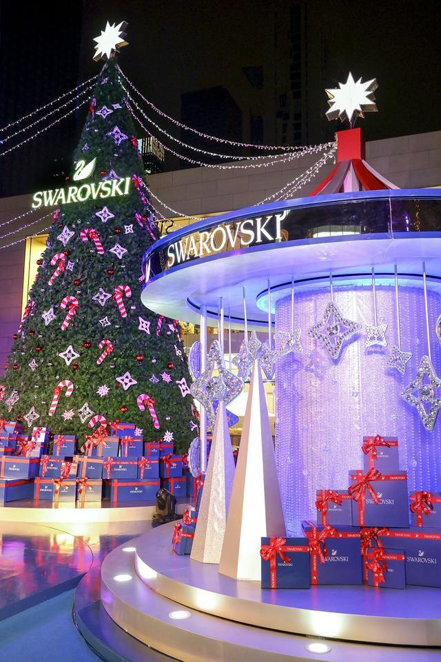 施华洛世奇 圣诞礼物必买清单
