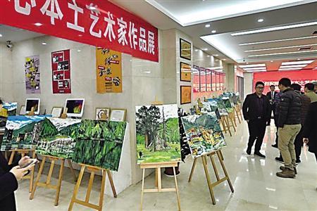 川美画家36件作品版权卖了108万 衍生品价值将超千万