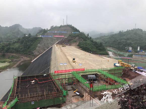 重庆水利建设大力推行新技术 创建工程文明工地有妙招