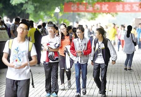 主城毕业生今起连考三天天天有雨初中最高28中学武汉育才初中图片