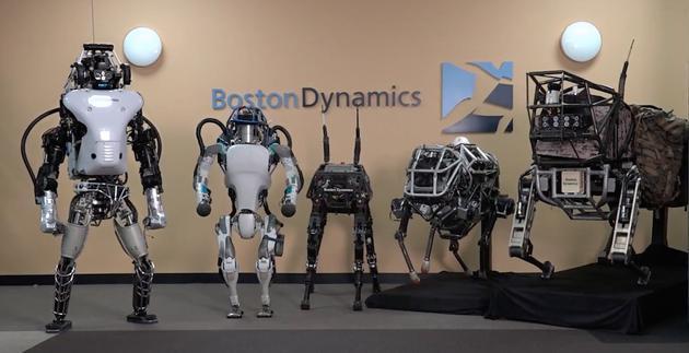 科技巨头新战场 争相开发家用机器人