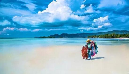 漫步苏梅岛,让时间停在最美的时刻