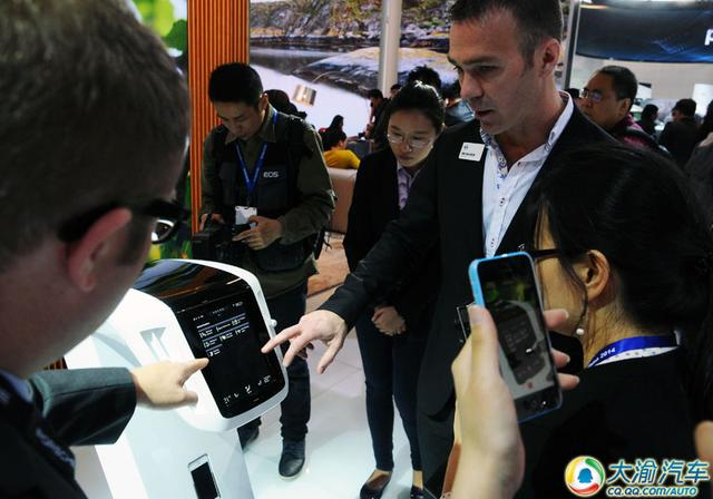 2014北京车展:沃尔沃三款概念车亮相
