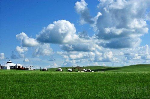 世界最美的草原 呼伦贝尔旅游全攻略
