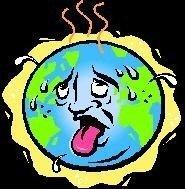 """关注全球变暖:这个春天为何会""""发烧"""""""