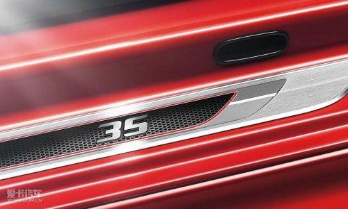 高尔夫GTI发布35周年纪念版 6月1日亮相