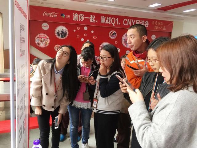 """中粮可口可乐重庆厂2018地球一小时——把地球装进花盆,种下一株""""WE""""来"""