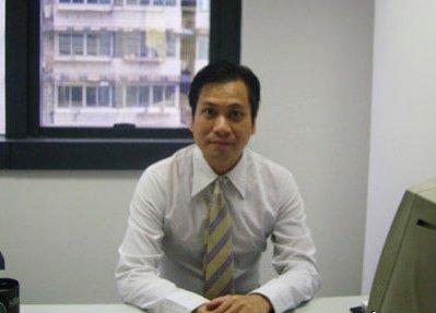 美联物业副总经理邓廷威