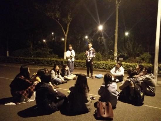 重庆市慈善总会大学生健康服务队有序换届