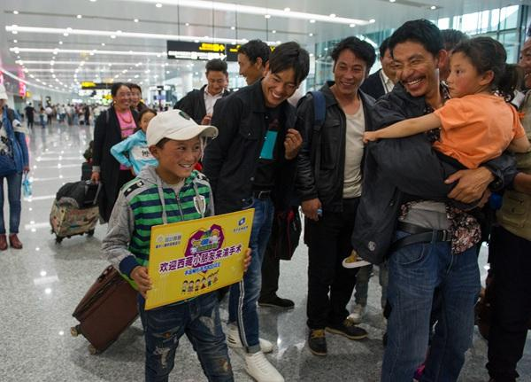 我市为西藏昌都手足伤残儿童手术救助 首批患儿来渝