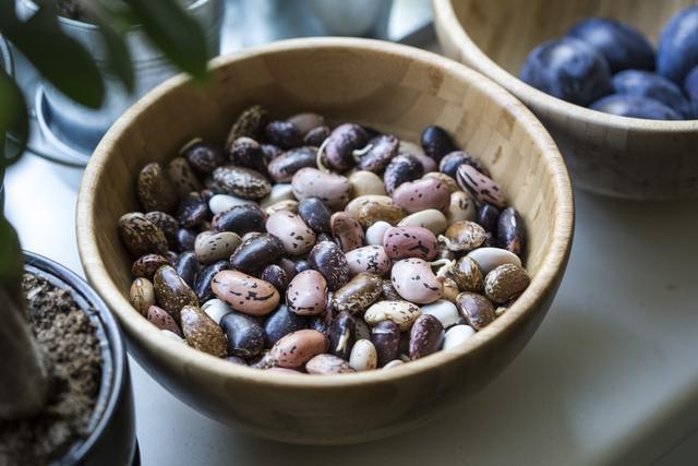 5种豆类有益五脏营养丰富 功效大不同