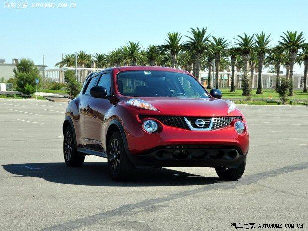 日产日产(进口)Juke2013款 四驱 基本型