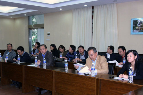 MBA教育践行者 专访重庆理工大学MBA名师夏文汇