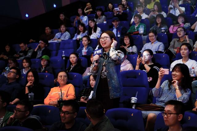 《心迷宫》导演来渝 带来最新作品未成年人不宜