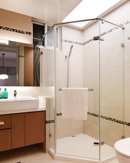 干爽+收纳 完美卫浴间设计三大要点