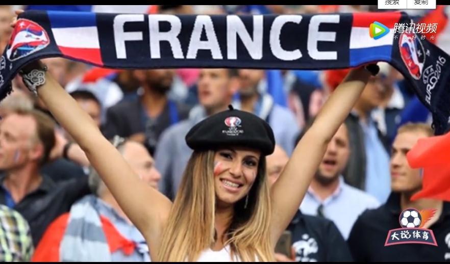 世界杯美女球迷盘点:各国美女齐聚世界杯,争奇斗艳成靓丽风景线!