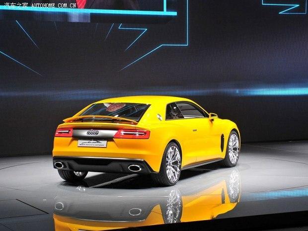 奥迪奥迪(进口)quattro2013款 Sport concept