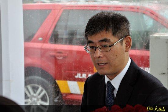 大渝汽车专访重庆路豹4S店黎晓光总经理