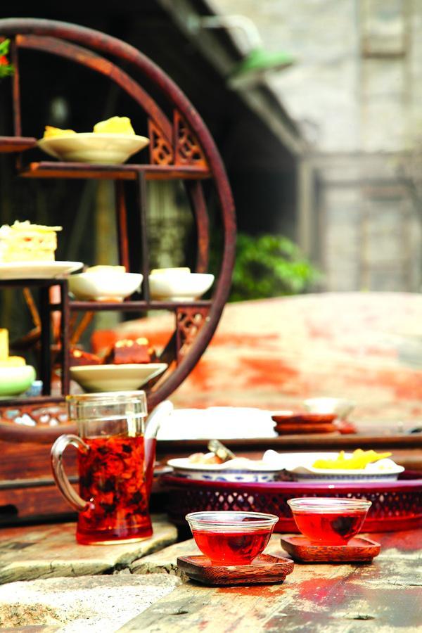 爱达·生活【春日好时光从这里开始 搜罗重庆城最新下午茶】图片